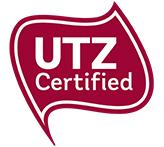 Logo UTZ Zertifizierung