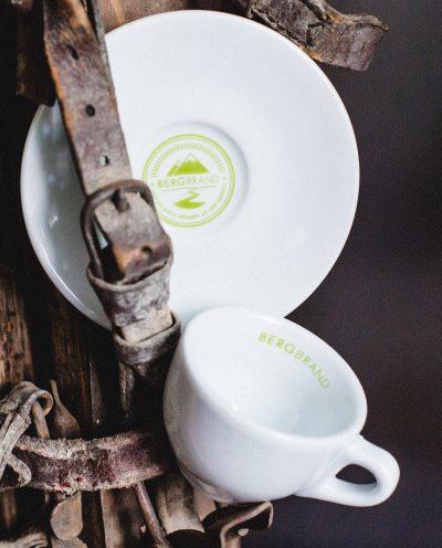 Geschirr Espressotasse Unterteller