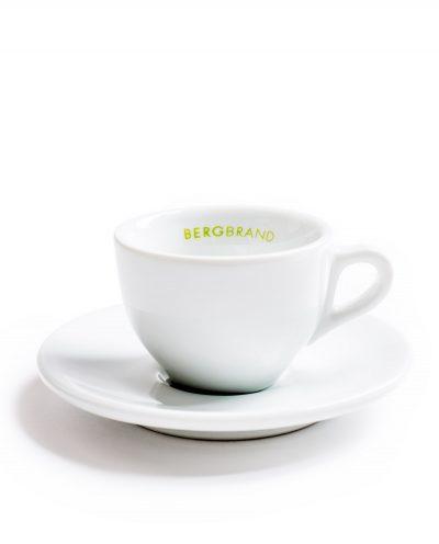 Espressotasse Unterteller Porzellan
