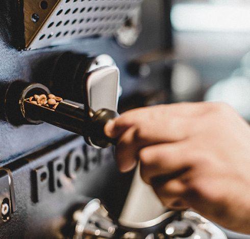 Probat Röstmaschine