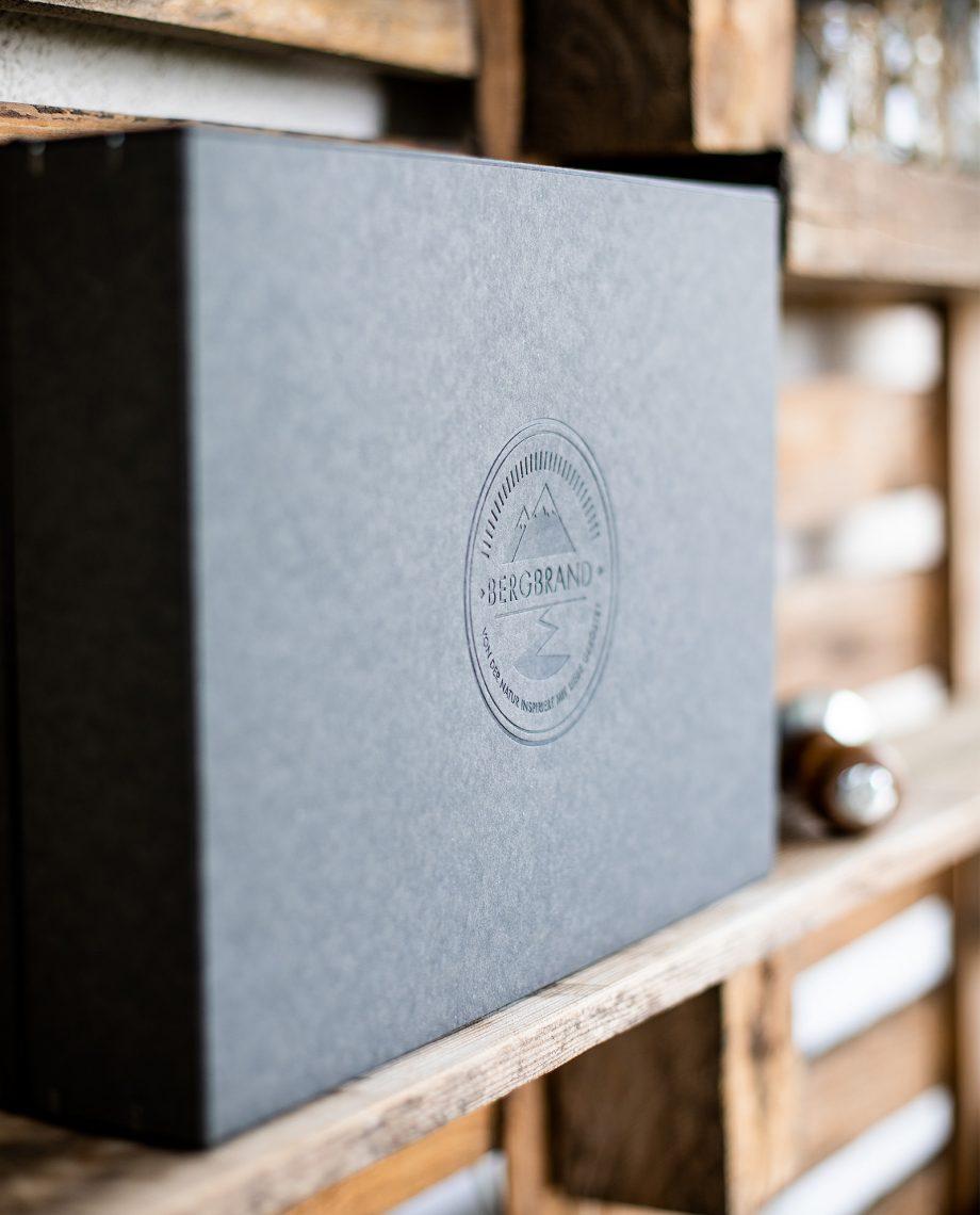 Geschenkbox Starterpaket Filterkaffee Regal